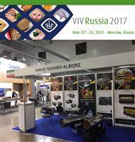 Присутствие компании Ниру Тахвие Алборз на международной российской выставке