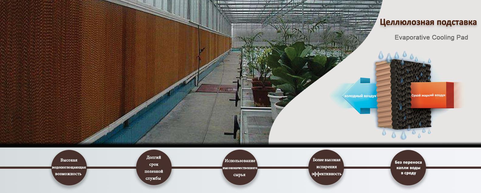 Целлюлозная подставка (cellulose pad ) 15 см 5090